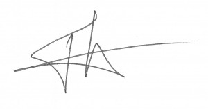 Terry Mulert Signature