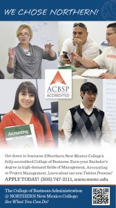 NNMC College of Business Ad