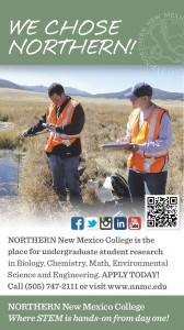 NNMC Environmental Science Ad