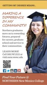 NNMC I Chose Northern Ad