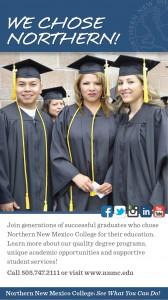 NNMC Successful Graduates Ad