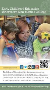 NNMC New BA in Early Childhood Educatino