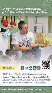 NNMC New BA in Early Childhood Education