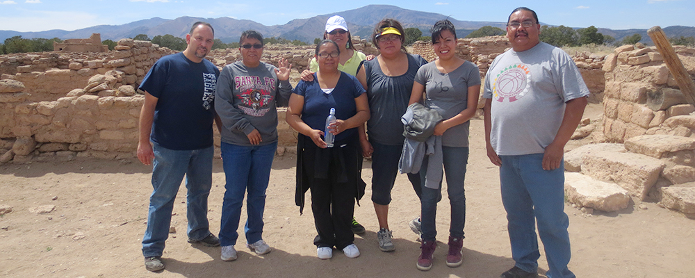 American Indian Affairs office staff
