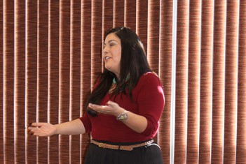 Northern Humanities Faculty Dr. Patricia Trujillo Granted Tenure