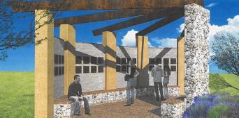Normal School Alumni to Break Ground on Memorial Wall in El Rito