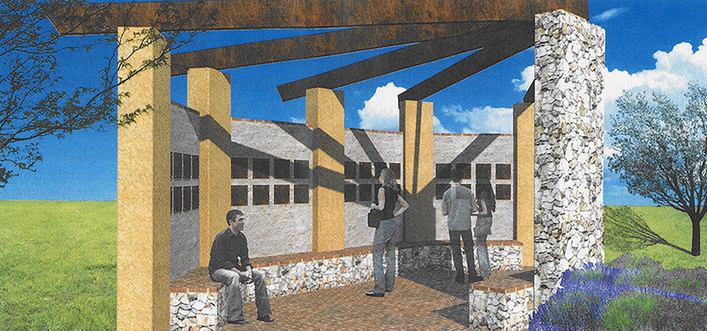 Normal School Alumni to Break Ground on Memorial Wall in El Rito