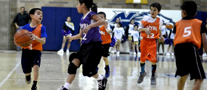 Summer Youth Basketball Camp