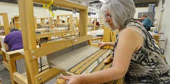 Weaving & Woodcarving: Now in Española!