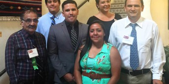 Northern Student Edgar Ronquillo Places at New Mexico Alliance for Participation (AMP) Conference in Las Cruces