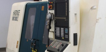 LANL Donates CNC Machine to Northern Engineering