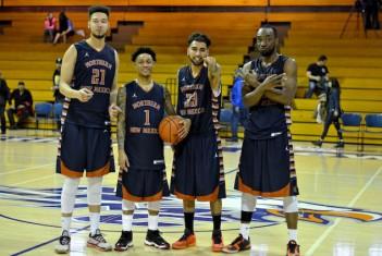 Eagle Basketball Teams Prepare for Aii Conference Tournament