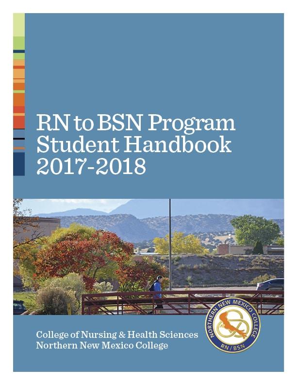 Collaborative Nursing Student Handbook ~ Student resources northern new mexico college