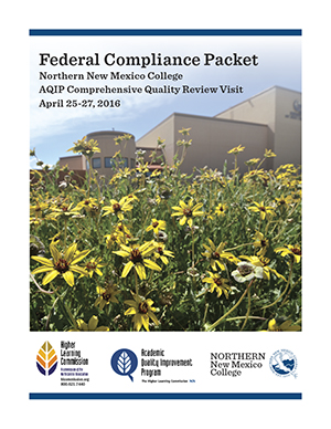 Federal Compliance Packet COVER