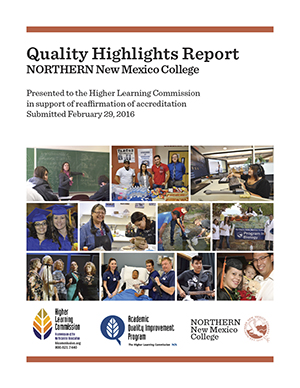 Quality Highlights Report COVER