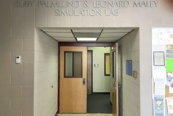 Ruby Palmlund Maley and Leonard Maley to be Honored at Nursing Simulation Lab Dedication