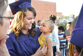 Spring 2016 Graduates Celebrate Success, Reflect on Challenges