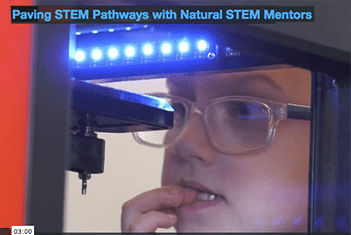 Northern New Mexico STEM Mentor Collective Video part of NSF Includes Showcase March 20-27, 2017