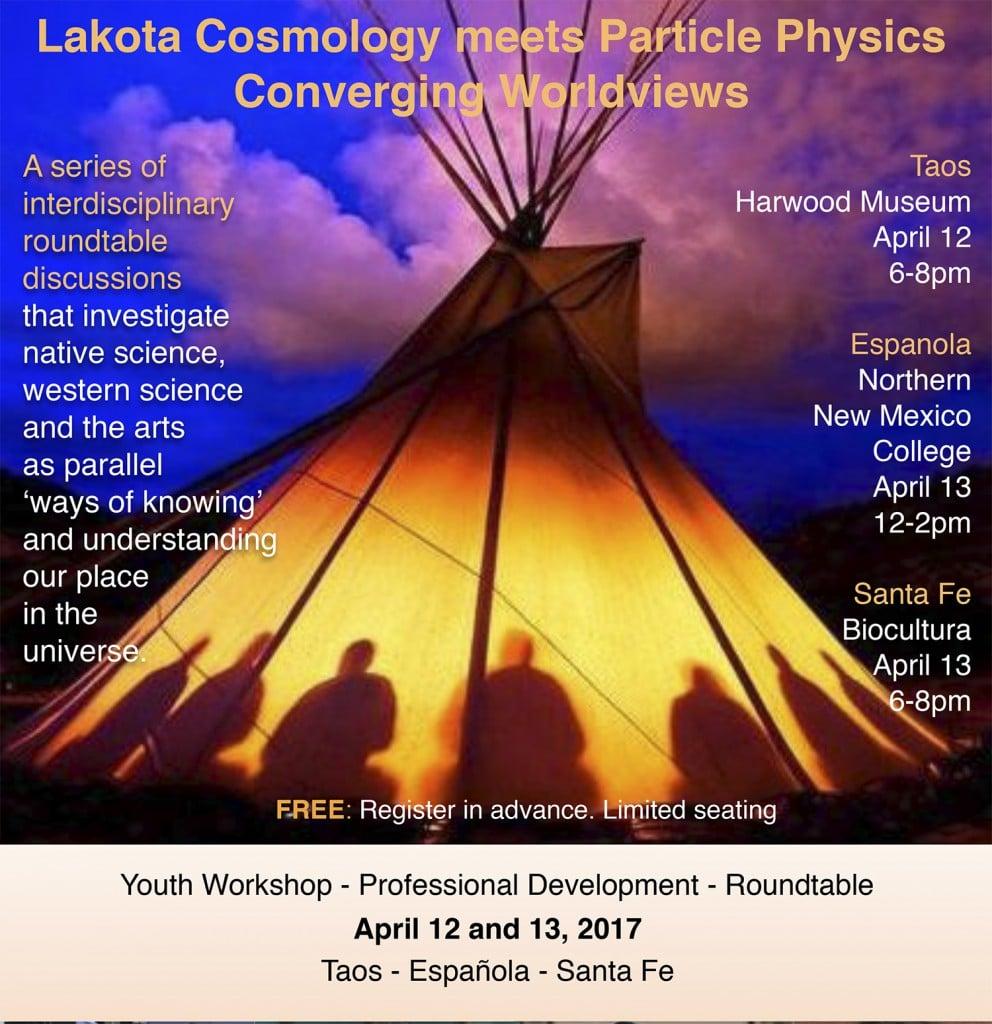 FLYER_Converging Cosmologies_2017