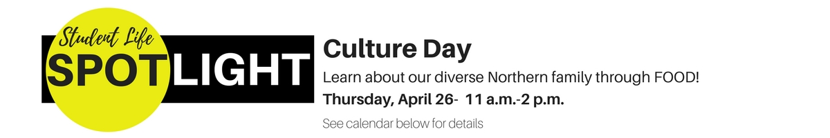 Student LifeSpotlight- culture day