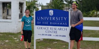 Northern Students Conduct Research in The Bahamas