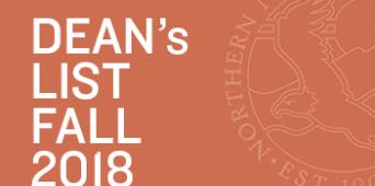 Celebrating Fall 2018 Dean's List Recipients
