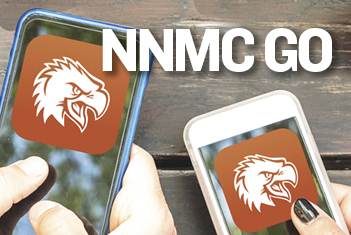 Announcing NNMC GO New Student APP!