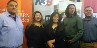 Training programs at Northern New Mexico College and UNM-LA prepare students for work with LANL and N3B