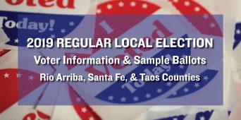 2019 General Election Voter Information