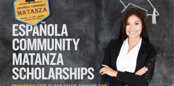 Española Community Mantanza Announces Scholarships for Spring 2020