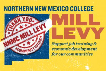 Community Voices Support for Northern New Mexico College Mill Levy,  Awaits Resolution on Taos County Question