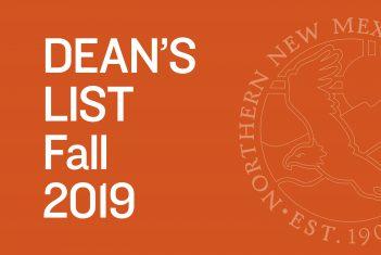 Congratulations Fall 2019 Dean's List Students!