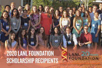 Northern Students Receive LANL Foundation Scholarships