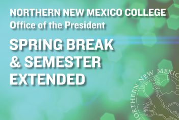 NNMC Board of Regents approves to extend Spring Break and Semester