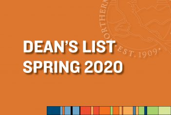Dean's List Spring 2020 Students Announced