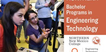 Engineering Technology Bachelor Programs at Northern Fully Accredited by ABET