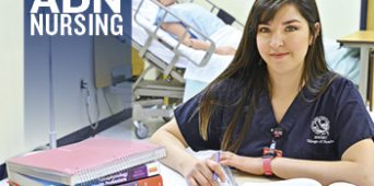 Associate Degree Nursing Program Application for Fall 2021 has been EXTENDED to May 17, 2021.
