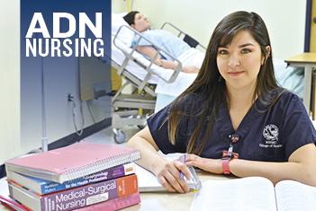 Associate Degree Nursing Program Application for Fall 2021 has been EXTENDED to June 16, 2021.