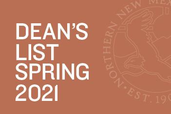 Dean's List Spring 2021